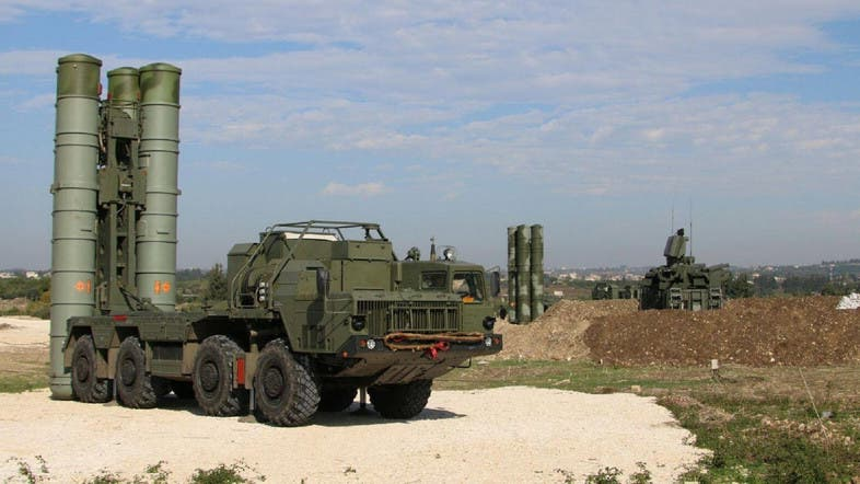 Last month the US said Turkey would be spared sanctions under a 2017 law if the S-400 system is not turned on. (File photo: AFP)