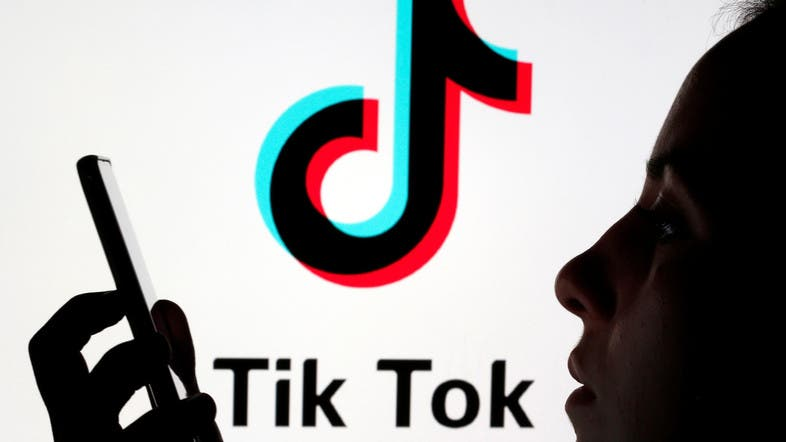 TikTok has apologized after a post by a young woman condemning China's crackdown on Muslims in Xinjiang went viral. (Screengrab)